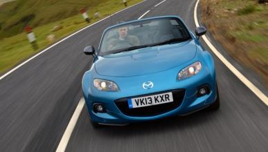 Mazda MX-5 Sport Graphite frontal