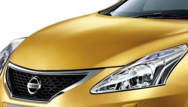 Avistado el compacto de Nissan que plantará cara al Golf