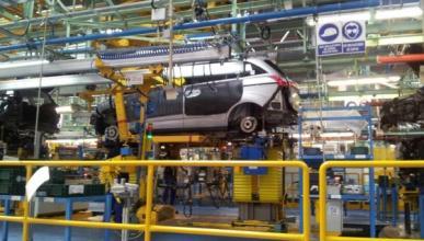 El Ford Mondeo, S-MAX y Galaxy se fabricarán en España