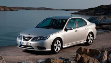 ¿Es este el nuevo Saab 9-3 EV?
