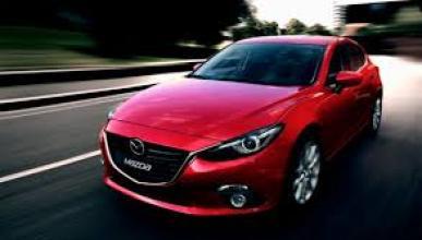 El Mazda3 híbrido llegará este año