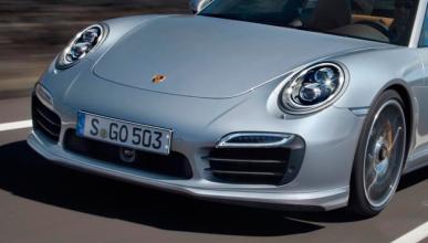 Porsche 911 Turbo Cabrio 2013, cazado en Nürburgring