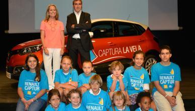 Renault, con el deporte de la vela y el medio ambiente
