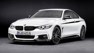 BMW Serie 4 M Performance 3-4 frontal