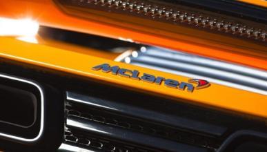 El nuevo McLaren MP4-12C Spider, ¡cazado en Nürburgring!