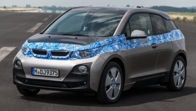 Vídeo: sigue en directo la presentación del BMW i3