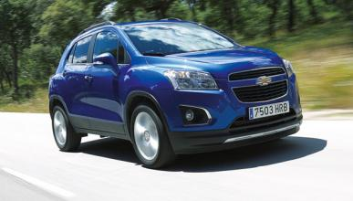 Chevrolet Trax frontal