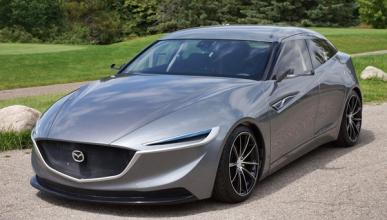 El Mazda Deep Orange 3 Concept: ¿el Mazda del futuro?