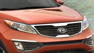 Kia Sportage 2013: mínima actualización