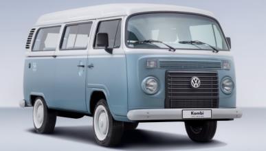 """Volkswagen T2 """"Last Eidtion"""" Frontal"""