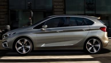 Pillado el BMW Serie 1 GT: tracción delantera y espacioso