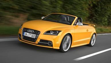 Audi TTS competition roadster delantera