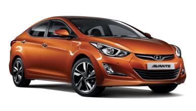 Nuevo Hyundai Elantra: solo para Corea