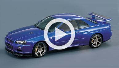 Un Nissan Skyline GT-R aterroriza Londres