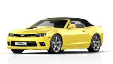 Chevrolet Camaro Convertible 2013: estrena nuevos aires
