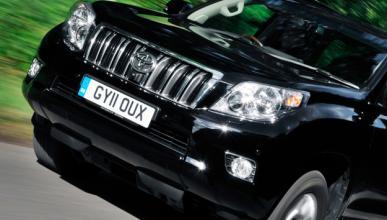 Toyota Land Cruiser 2014, se filtran las imágenes oficiales