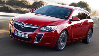 Opel Insignia OPC 2014 delantera 1