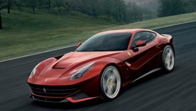 Estrella un Ferrari F12berlinetta con tan solo 100 km