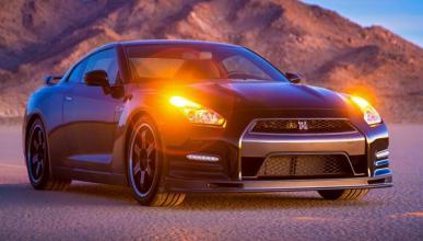El nuevo Nissan GT-R será un híbrido