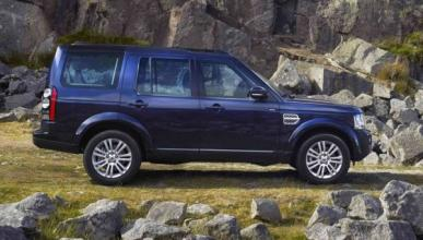 Land Rover Discovery 2013 lateral