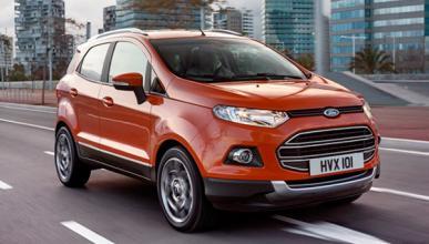 Ford EcoSport europeo, primero a la venta en Facebook