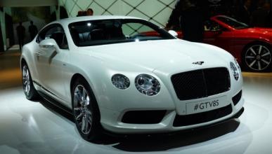 Bentley Continental GT V8 S Coupe Convertible frankfurt