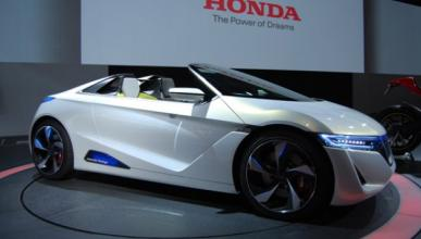 Un nuevo deportivo Honda está en camino. ¿Honda S1500?