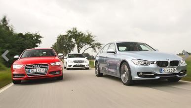 Primera comparativa del BMW ActiveHybrid 3