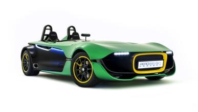 Caterham AeroSeven Concept delantera