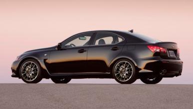 Lexus IS F 2014: ligeros cambios