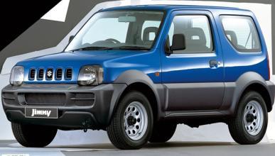 La historia de Suzuki y su tecnología 4WD
