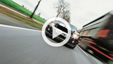 El Ford Mustang GT350: cazado en vídeo