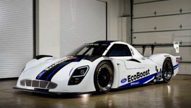 El motor Ford EcoBoost, listo para debutar en Daytona