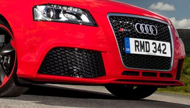 Audi RS3 Sportback 2014, cazado sin camuflaje