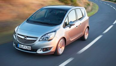 Opel Meriva 2014 delantera
