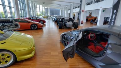 Visita el Museo Lamborghini desde tu salón o tu smartphone