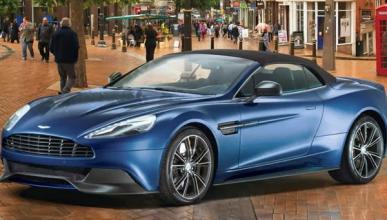 Aston Martin Vanquish Volante Neiman Marcus, 10 unidades