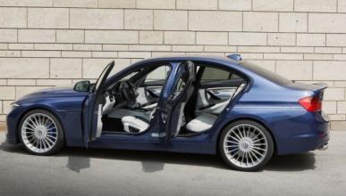 El BMW Alpina Biturbo D3