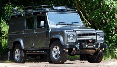 El Land Rover Defender dejará de fabricarse en 2015