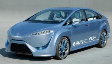 Toyota lanzará un vehículo de hidrógeno en 2015