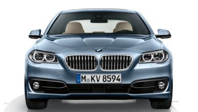 ¿BMW i5: un Serie 5 eléctrico en camino?