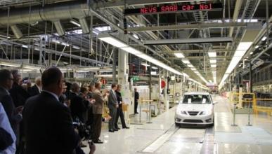 Saab Spyker 9+ Tribute Concept: sueños de futuro