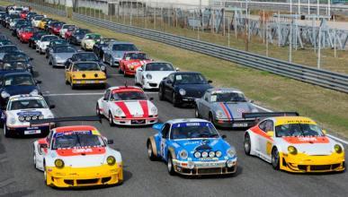 Porsche España celebra 30 años Jarama