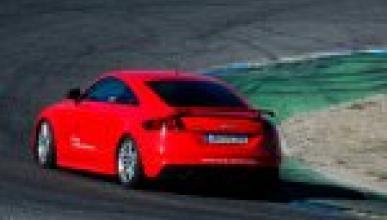 El Audi TT 2015, pillado en fase de pruebas