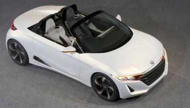 Honda S660 Concept delantera