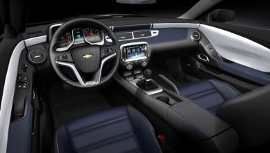 El Chevrolet Camaro Spring Edition, en el SEMA 2013