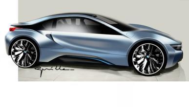 El deportivo de BMW-Toyota será el sucesor del Lexus LFA
