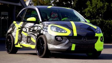 'Adam&Vale', un Opel Adam diseñado por Valentino Rossi
