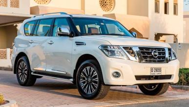 El Nissan Patrol 2014 debuta en el Salón de Dubai 2013