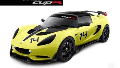 Lotus Elise S Cup R: solo para circuito
